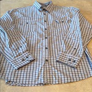 Men's Axist shirt size large